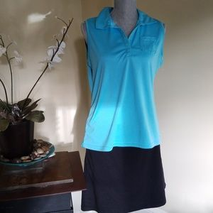 Cute skort and shirt set perfect for summer activi